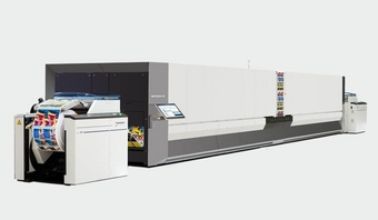 Océ ProStream color inkjet printer