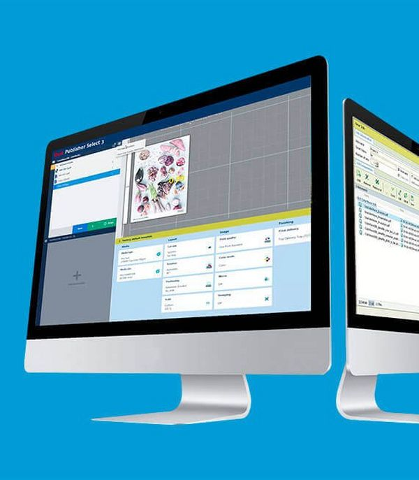 A powerful but flexible print management solution based on a single interface