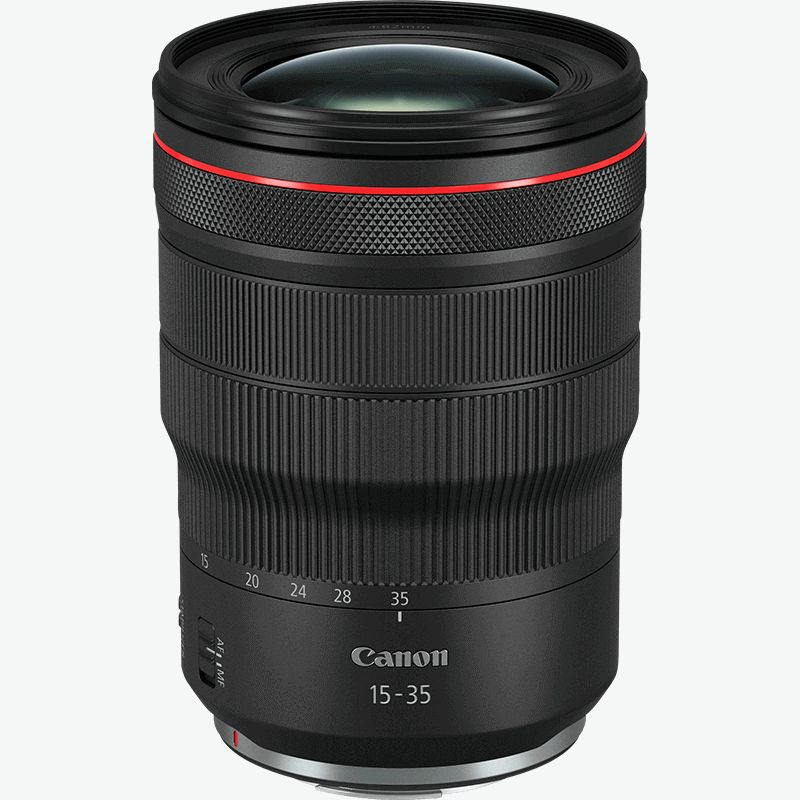 Canon RF 15-35mm F2.8L IS USM Lenses