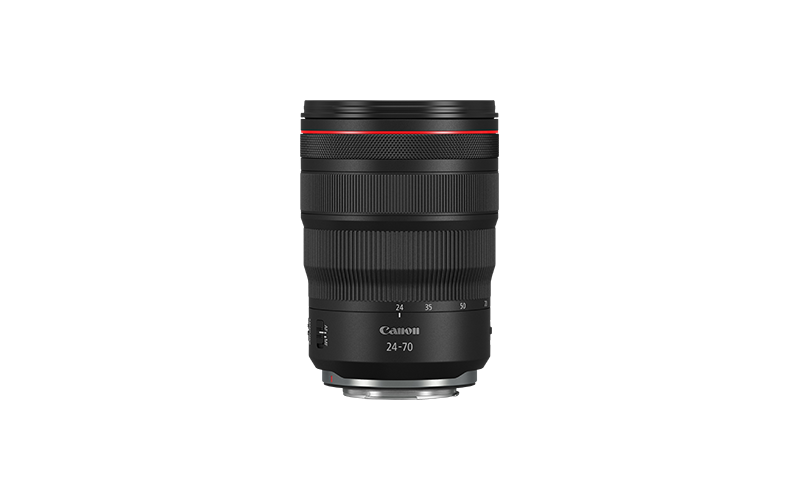 RF 24-70mm F2.8L IS USM Lenses