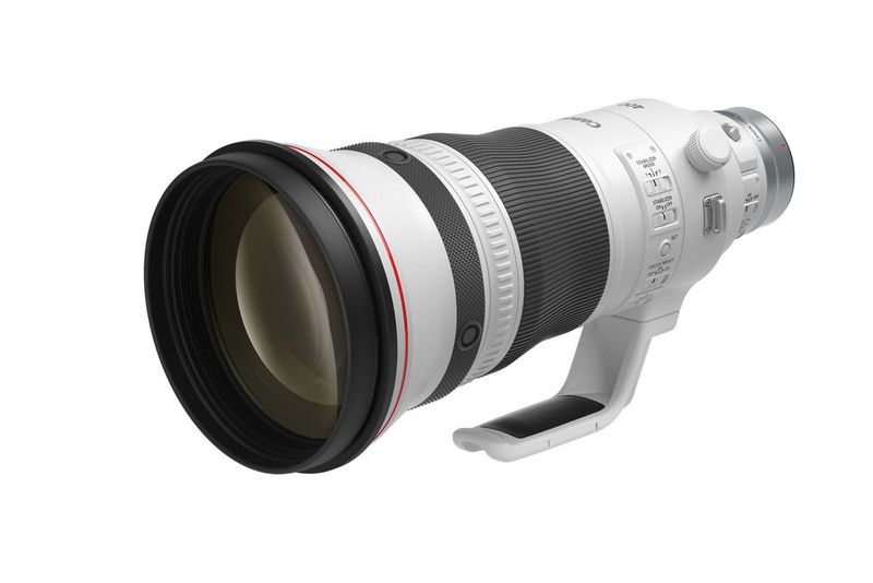 Objectif RF 400mm F2.8L IS USM de Canon.