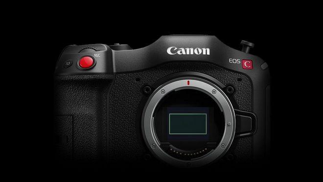Canon EOS C70, RF mount