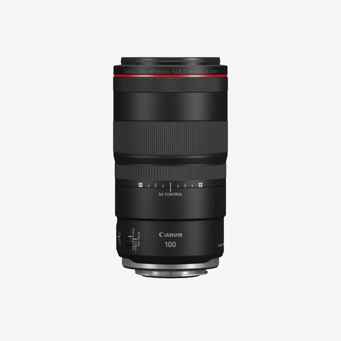 RF 100mm F2.8L Macro IS USM on the EOS R5