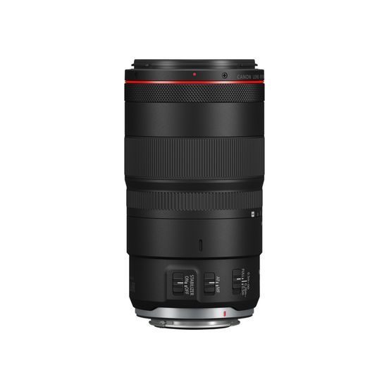 """RF 100mm F2.8L Macro IS USM"" rinkinio kadras"