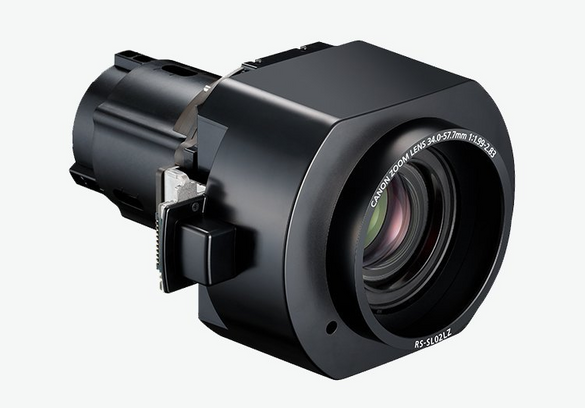 RS-SL02LZ Canon long zoom projector lens