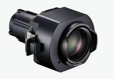 RS-SL04UL Canon ultra-long zoom projector lens