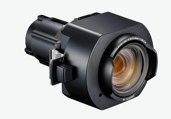 RS-SL05WZ Canon Wide and flexible zoom projector lens