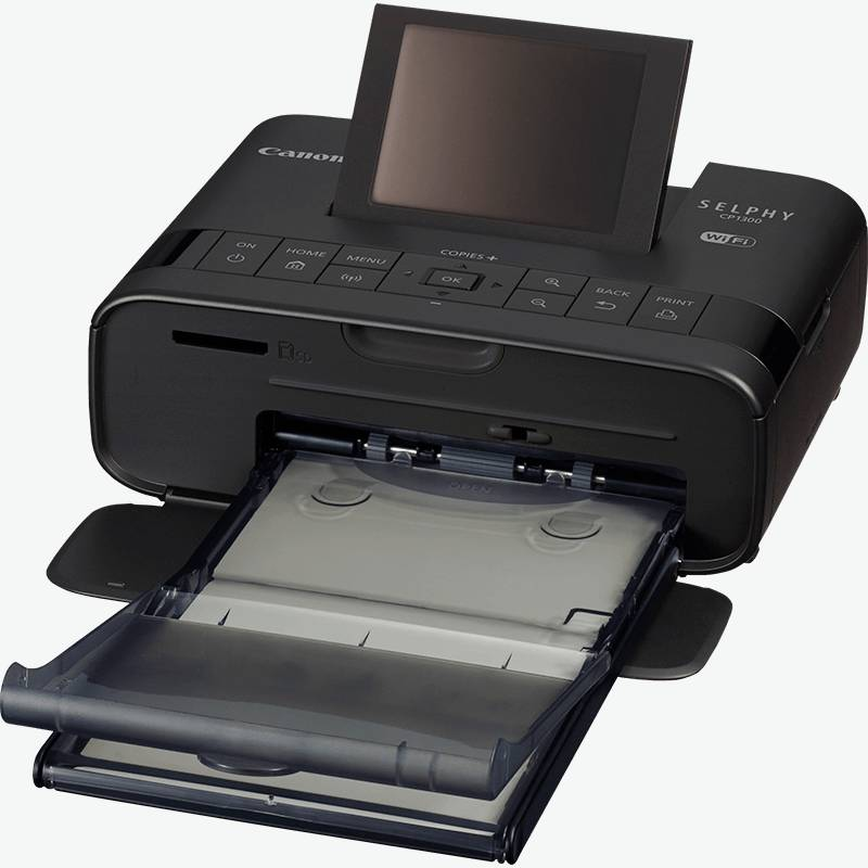 Especificaciones y características - Canon SELPHY CP1300 - Canon España