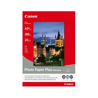 Photo Paper Plus Semi-gloss