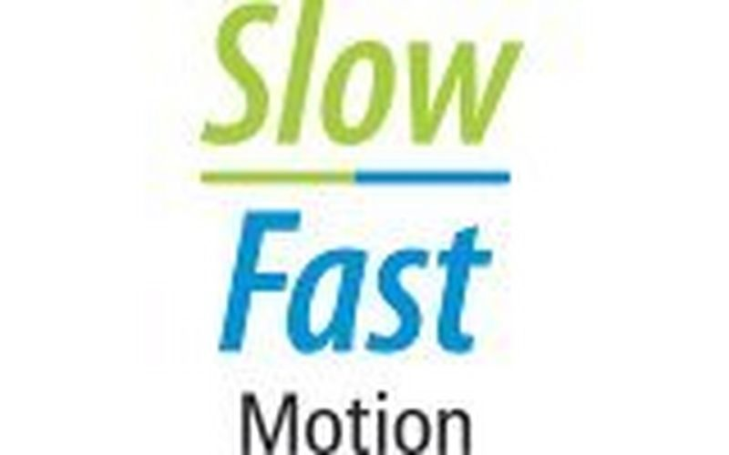 Slow and fast motion recording