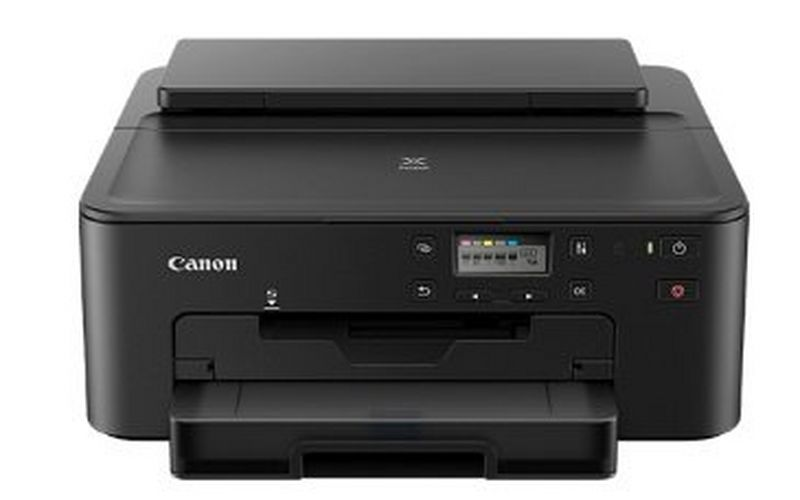 Introducing the PIXMA TS705 Canon's smallest five-ink single function printer