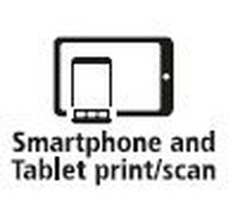 Smartphone and Tablet print