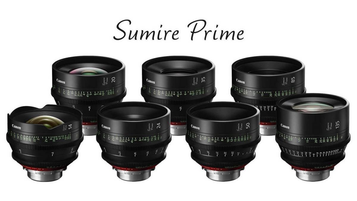 Sumire Festbrennweiten Objektive   Canon Deutschland