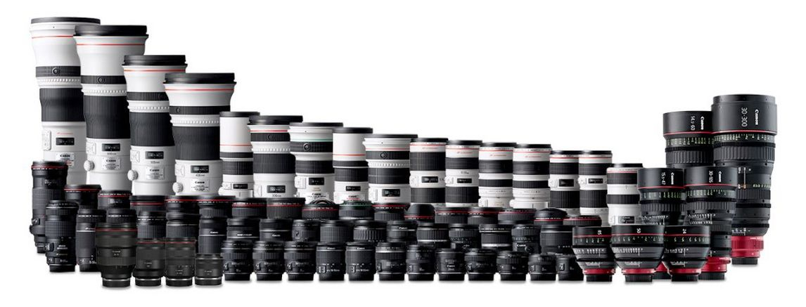 All lenses