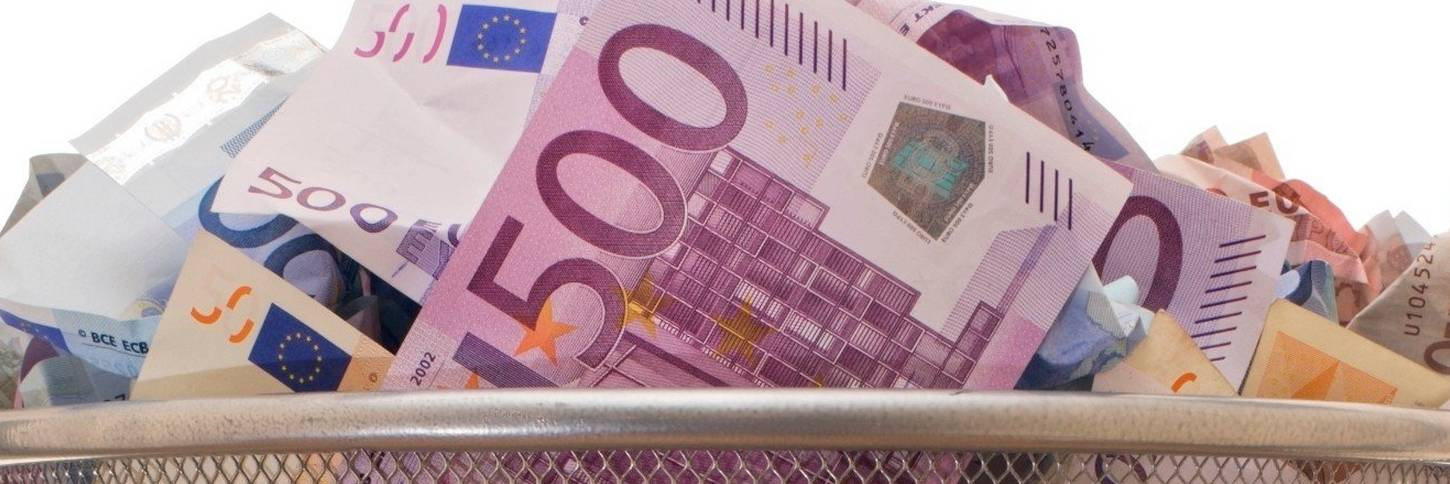 The million euro question on wasted investments