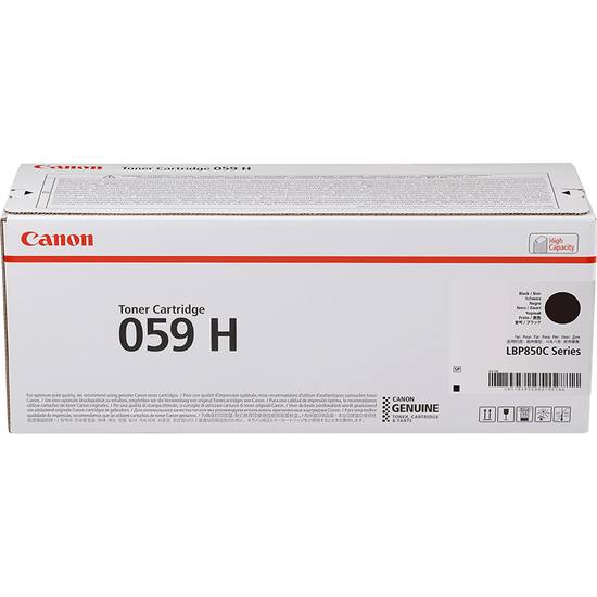 Toner Cartridge 059H Black