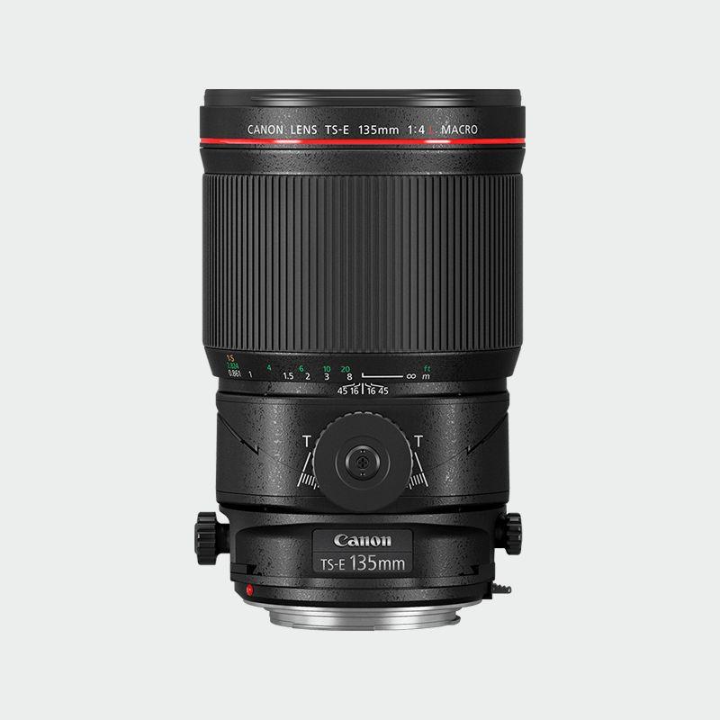 TS-E 135mm f/4L Macro Lens L series Lense