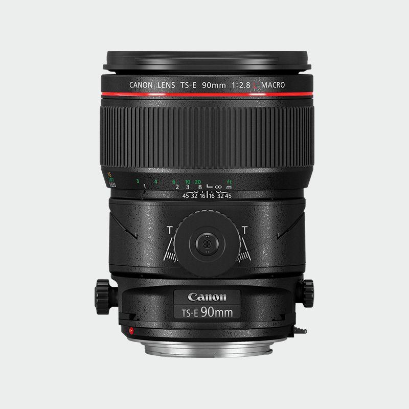 Canon TS-E 90mm f/2.8L MACRO L series Lense