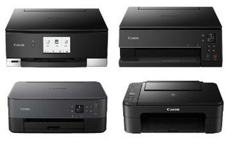 Inspire creativity and find your artistic passion with Canon's new line-up of PIXMA TS Series home printers