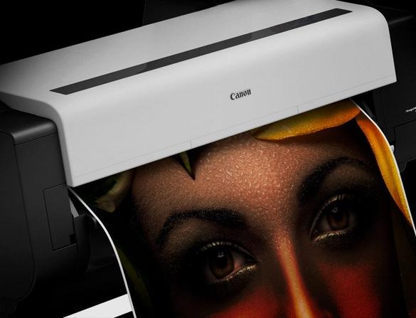 Canon wide format printer
