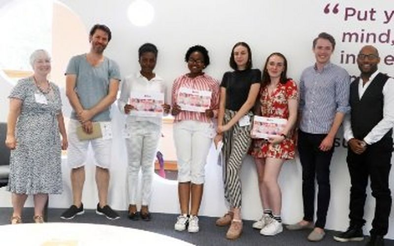Canon UK encourages students to use visual storytelling to address UN Sustainable Development Goals at Creative Media Camp