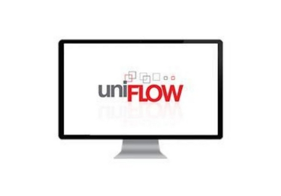 uniFLOW Software