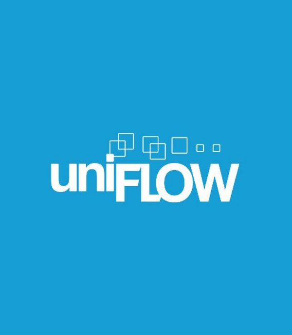 UniFLOW helps you work faster and more efficiently
