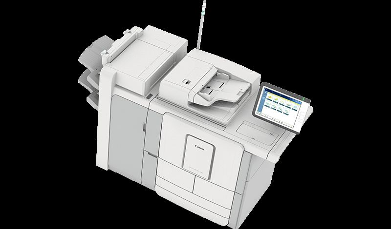 Canon varioPRINT 115 Product features and benefits