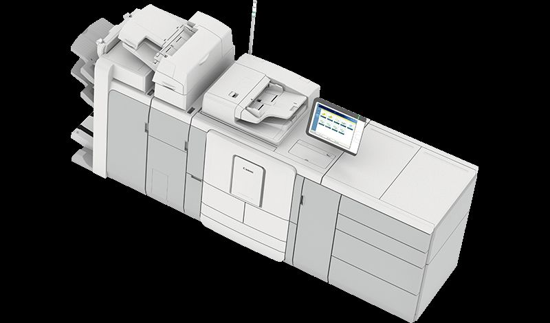 Canon VarioPRINT 140 Product features and benefits