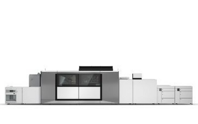 Severn drives growth by becoming the first company in the UK to invest in Canon's new varioPRINT iX-series