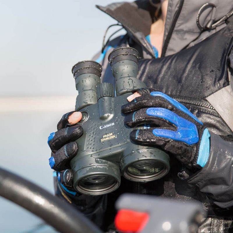 rugged, waterproof and all weather binocular