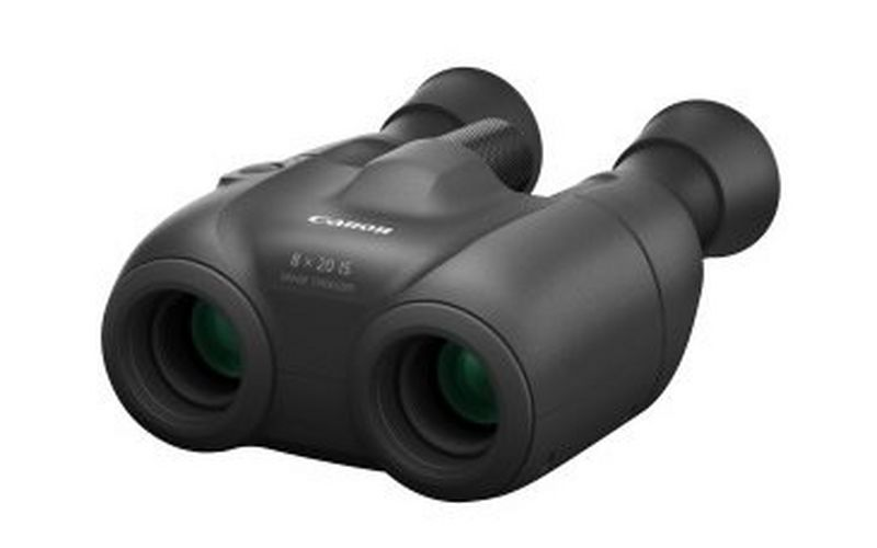Canon launches two new practical pairs of Binoculars including the World's lightest binoculars with image stabilisation¹ the 8X20 IS