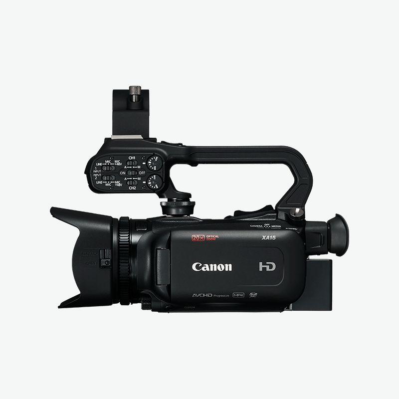 Canon XA15 & XA11