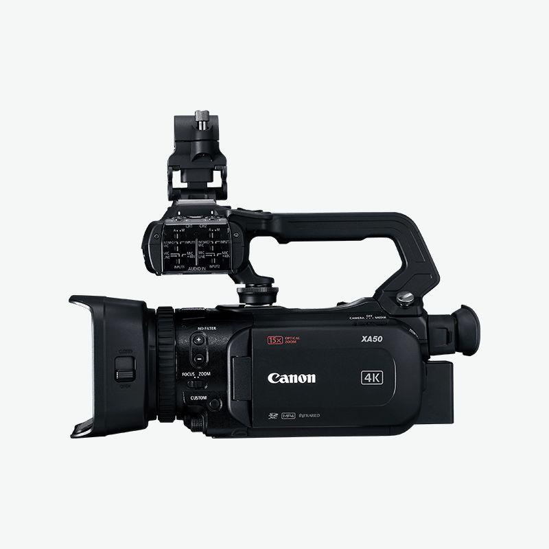 Canon XA55/XA50