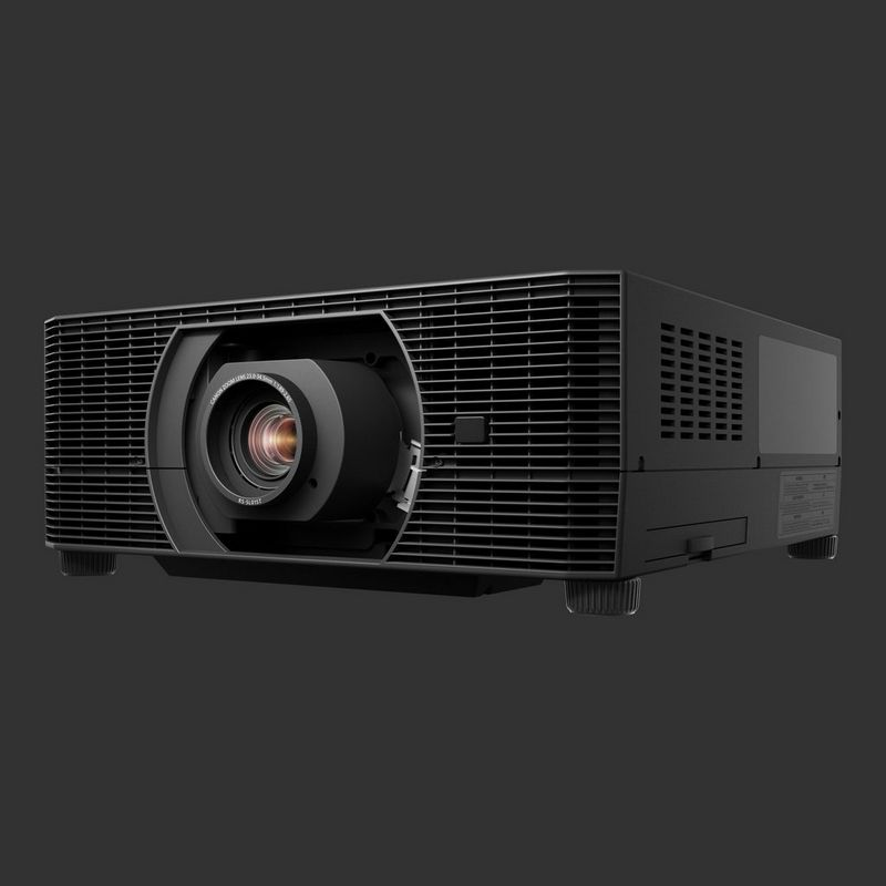 The Canon XEED 4K6021Z projector.