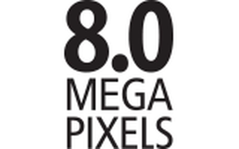 5 Megapixels