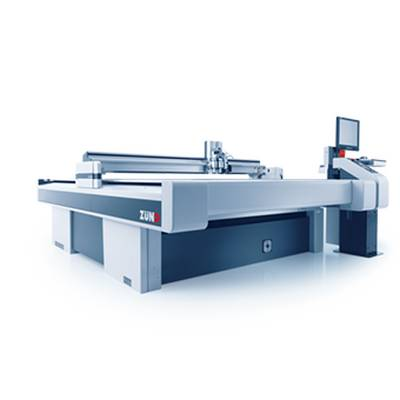 Zünd G-Series digital cutting table