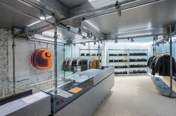 a83ebef8cb Carhartt WIP Carhartt WIP Store London Opened | carhartt-wip.com