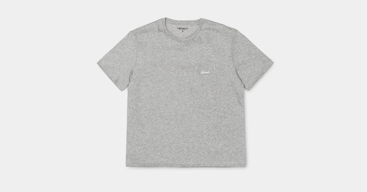 Temple Stray Pocket T-Shirt white Carhartt Work in Progress 0xswbFjFZf