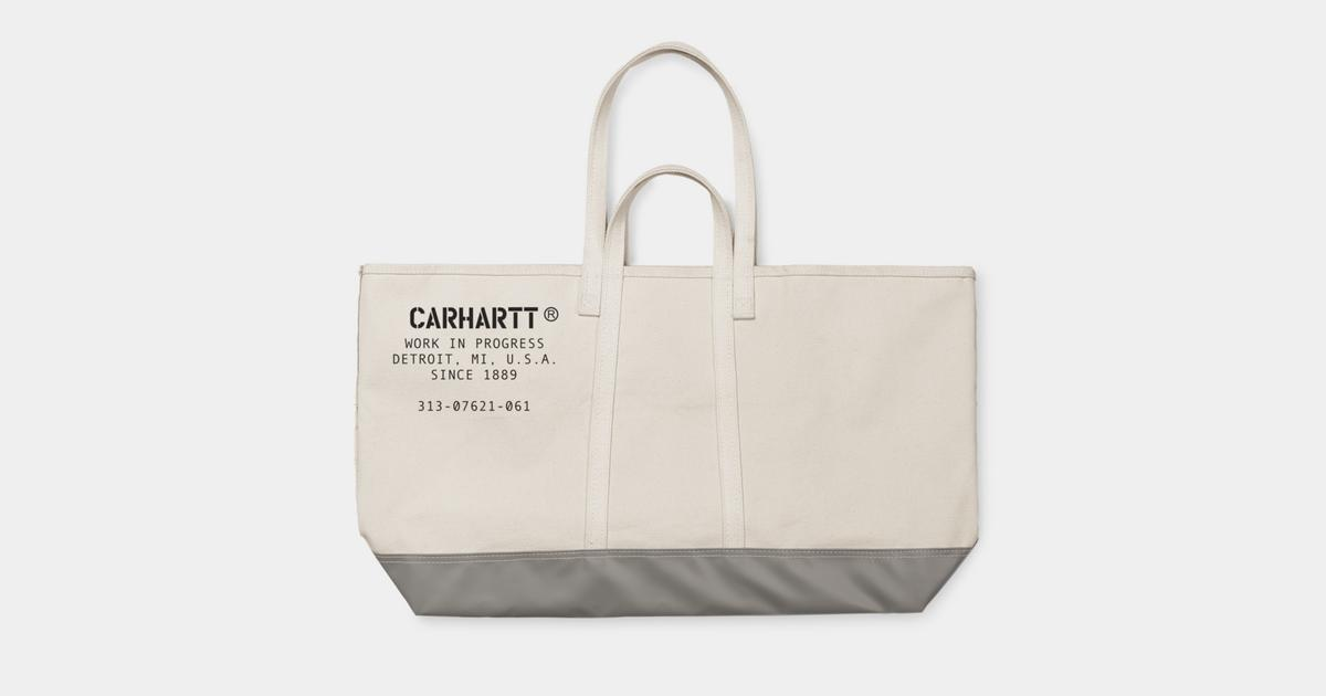 56527c02fbf Carhartt WIP Carhartt WIP x Steele Canvas Tote Bag | carhartt-wip.com