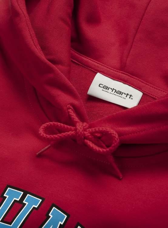 Carhartt WIP W' Hooded Knowledge Sweatshirt   carhartt