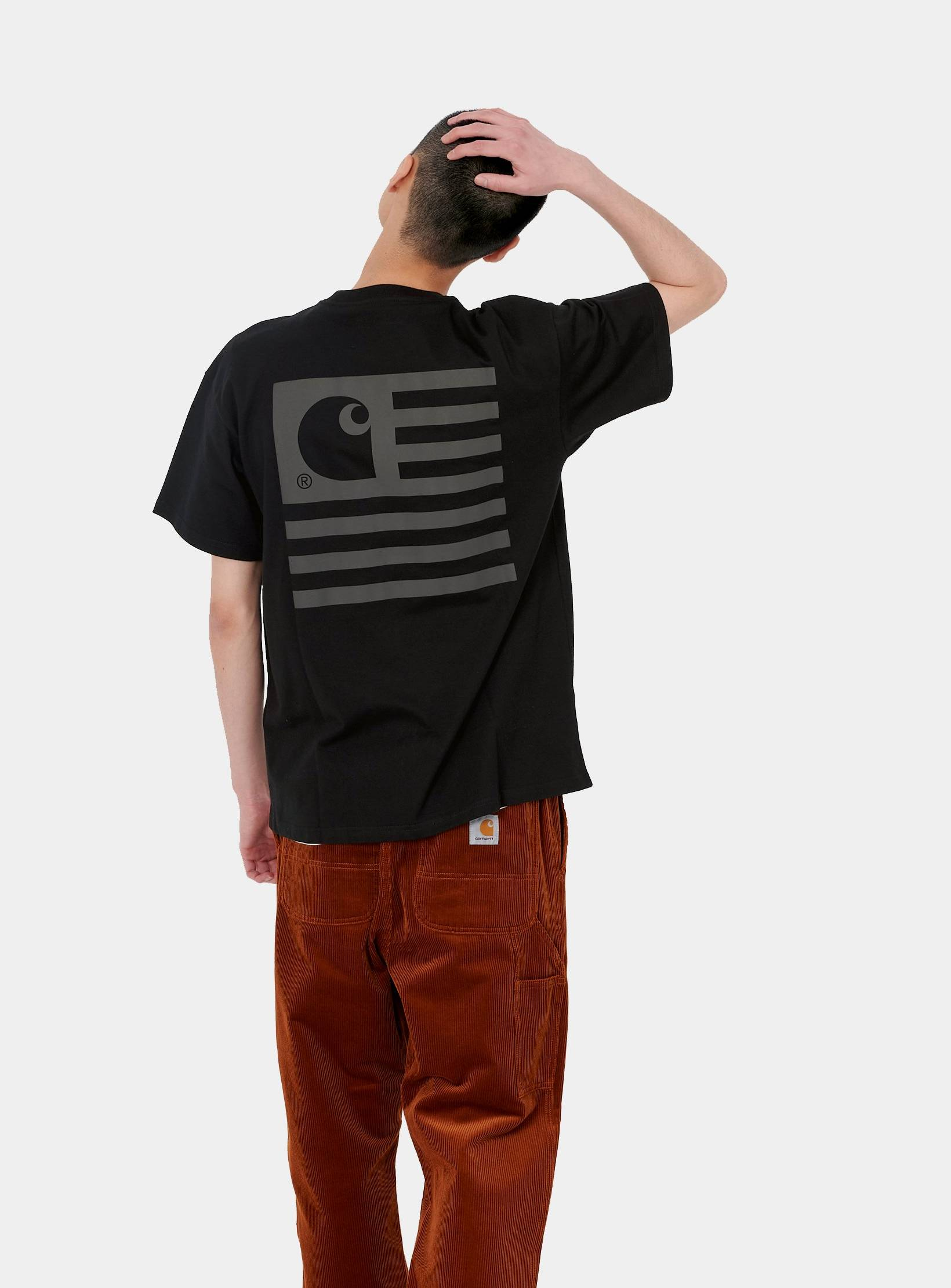 "avec /""CARHARTT être légendaire depuis 1899/' T-shirt Carhartt t-shirt manches courtes"