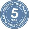 5 Year Fabric Protection Plan