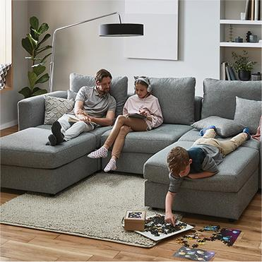 New Sofables at DFS