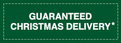 Guaranteed Christmas Delivery!