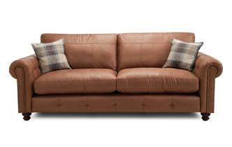 Formal Back 4 Seater Sofa