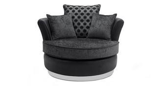 Alessio Medium Swivel Chair