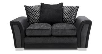 Alessio Pillow Back Small 2 Seater Sofa