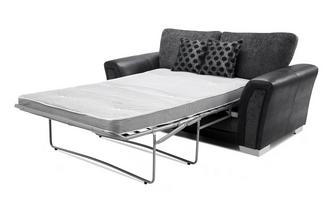 Formal Back 2 Seater Deluxe Sofa Bed Alessio
