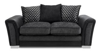 Alessio Pillow Back 2 Seater Supreme Sofa Bed